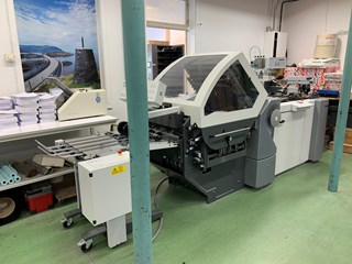 Heidelberg Stahlfolder KH-56 Folding machines