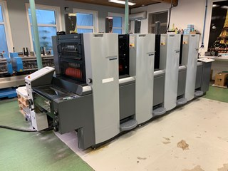 Heidelberg SM 52-4 Plus Anicolor Sheet Fed