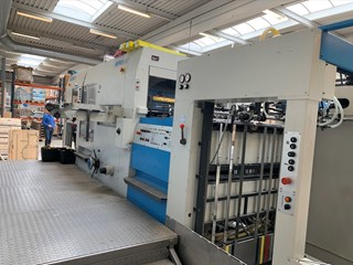 Iberica JR-105-F Die Cutting