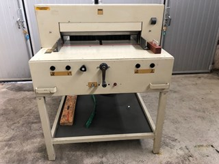 Ideal 6550 Guillotines/Cutters