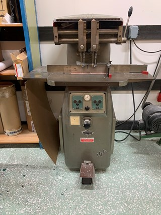 Iram 5/4 66 Paper Drilling & Punching