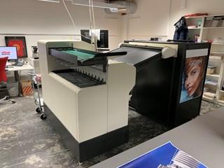 Konica Minolta KIP C7800 with KIPFOLD2000 Digital Printing