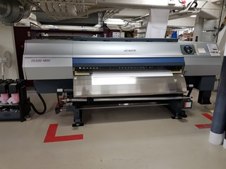 Mimaki TS1500-1800 Ink Jet Printers