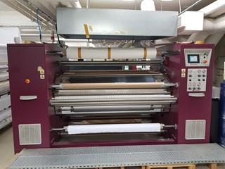 Monti Antoni Printer Calender, Model 912000 Ink Jet Printers