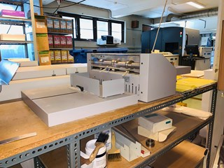 Multigraf Crease/Rill Table Top  Creasers/Slitters/Scorers/Perforators