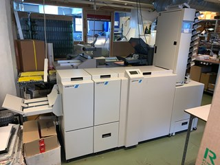 Plockmatic C/CF/AC/ACF 510 Booklet maker Booklet production