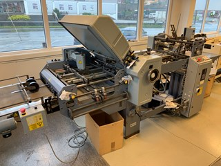 Stahl T 52.3/4-T-F-KB Folding machines