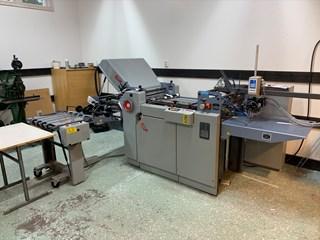 Stahl Ti 52/4 - KBK - Fi52 Folding Machines