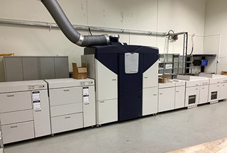 Xerox iGen4 Press Digital Printing