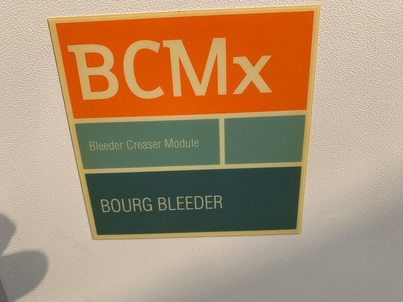 Bourg BCMx Bleed Crease Module