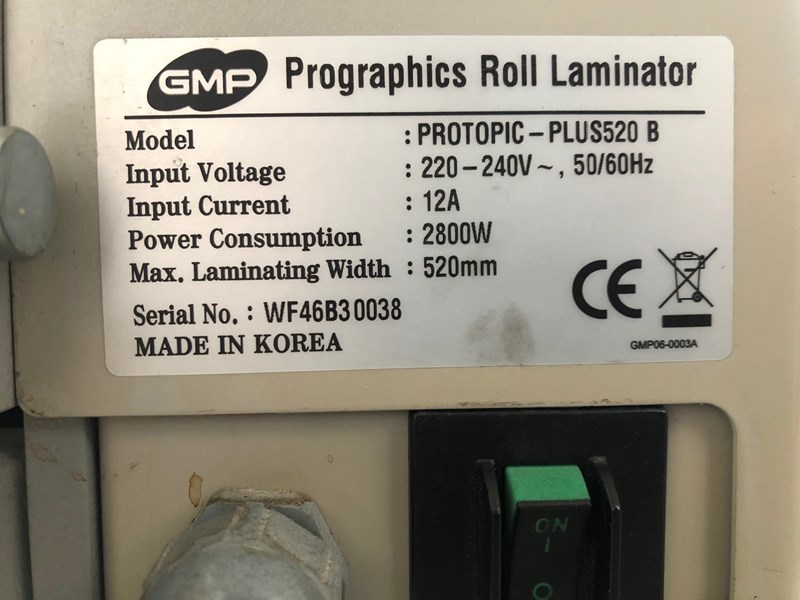 GMP Protopic - Plus 520 A