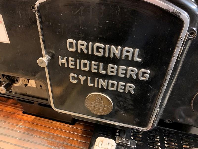 Heidelberg S-Cylinder