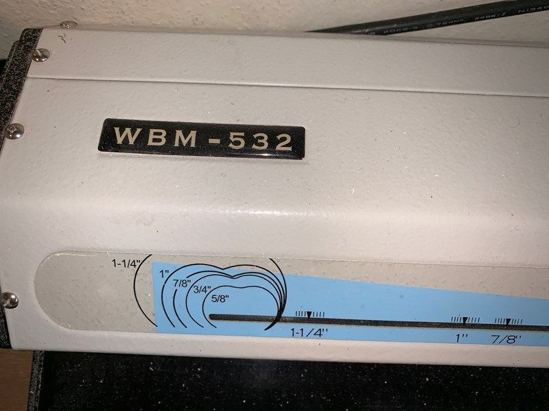 Prima WBM-532 Modular Wire Closer