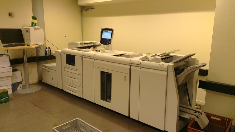 Show details for Xerox 4127 Copier/Printer