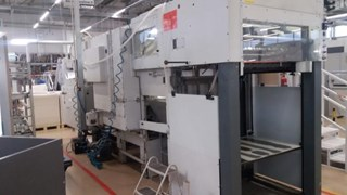 BOBST   1988  SP102-E Die Cutters - Automatic and Handfed