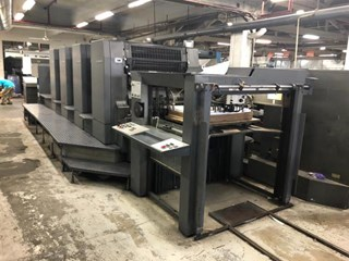 HEIDELBERG   1998  CD 102 4 Sheet Fed