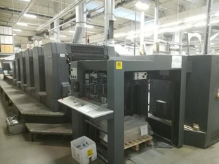 HEIDELBERG   1999  CD 102 5 LX Sheet Fed
