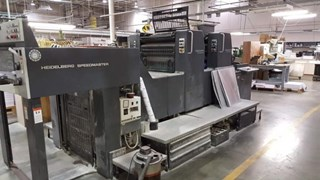 HEIDELBERG   1994  SM 74-2PH Sheet Fed