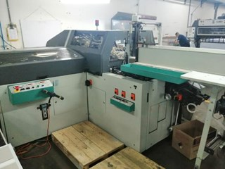 KOLBUS   2001  DA 240 Case production