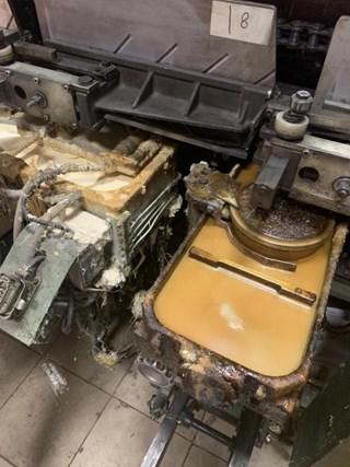 KOLBUS   1996/1990  KM470 胶订机及配页机