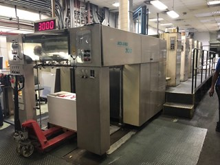 MAN ROLAND   2000  R 705 Sheet Fed