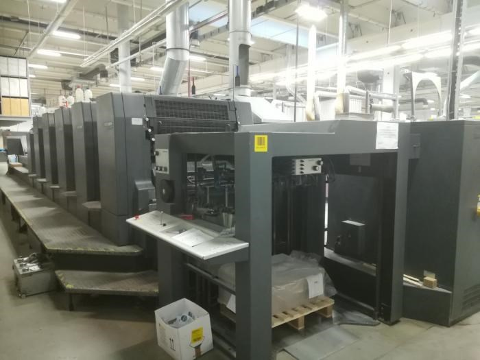 Show details for HEIDELBERG   1999  CD 102 5 LX