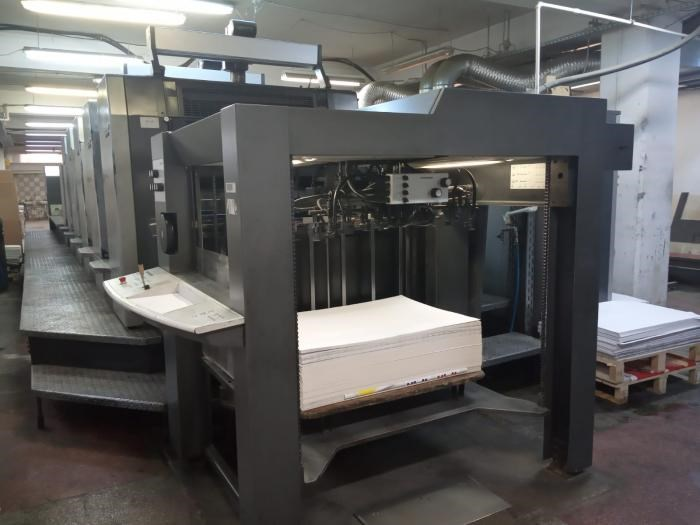 Show details for HEIDELBERG   2004  CD 102 5 LX