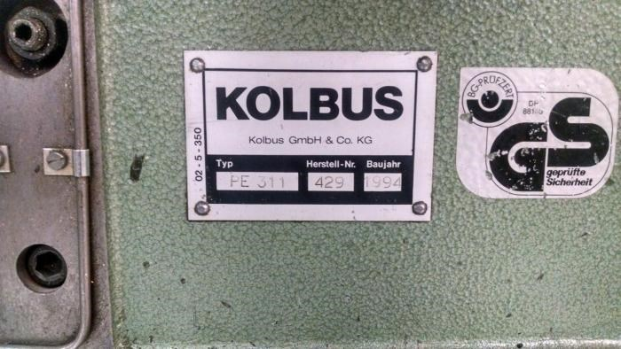 KOLBUS   1994  PE311