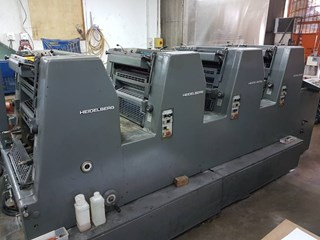 Heidelberg GTOV S 52 Sheet Fed