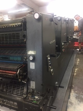 Heidelberg GTOVP 52+ Sheet Fed