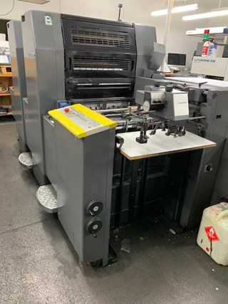 1998 HEIDELBERG SM 52 2 N+P Sheet Fed