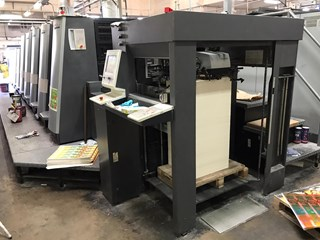 Heidelberg SM XL 75 5 + LYYL Sheet Fed