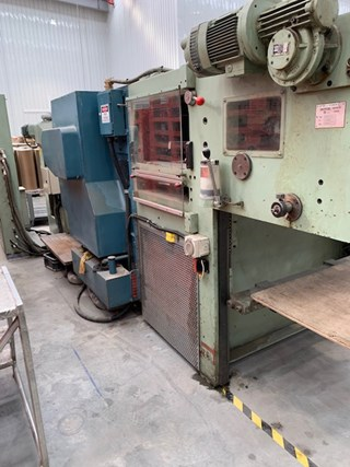 1981 IBERICA LM55 Diecutter Die Cutters - Automatic and Handfed