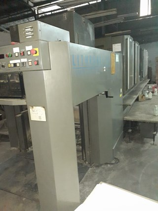 Komori Lithrone LS 440P Sheet Fed