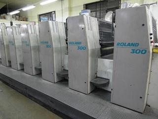 Manroland R306 P Sheet Fed