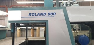 Manroland 806 7 +L Machines offset à feuilles