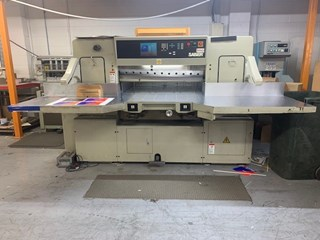 2004 Saber SC116  Guillotines/Cutters