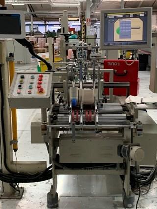 SBL TS 450 NHW Carton /Folder Gluers