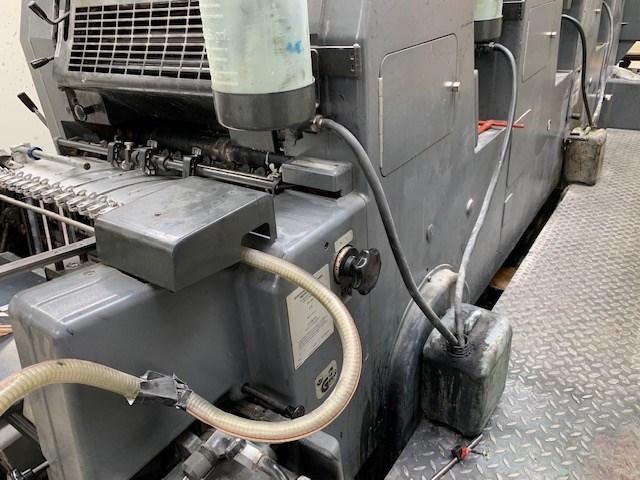 Heidelberg GTO 52 4 P3