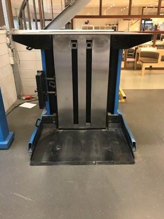 Albo PT1000AP Pile turner / elevator