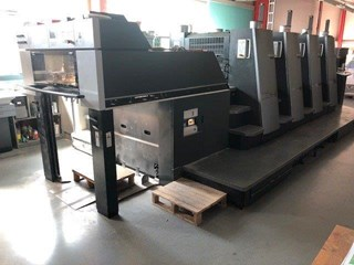 Heidelberg CD 74-4 Sheet Fed
