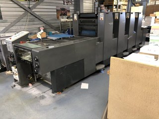 Heidelberg Speedmaster SM 52-4H Sheet Fed