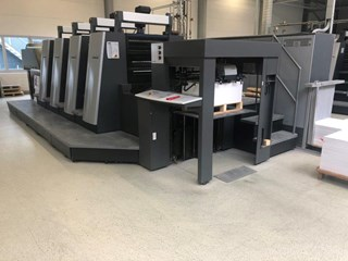 Heidelberg  XL 75-4 Sheet Fed