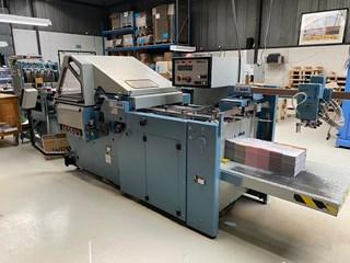 MBO 66-4 PKL Folding Machines