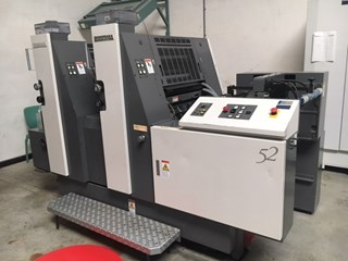 Shinohara 52-2 Sheet Fed