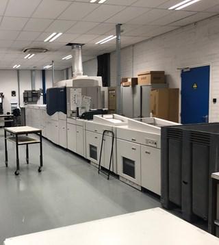 Xerox IGEN 150  Digital Printing