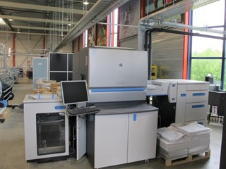 HP (Hewlett Packard) (Hewlett Packard) Indigo 5000 Máquinas para impresión digital
