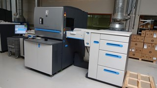 HP (Hewlett Packard) (Hewlett Packard) Indigo 5000 Digital Printing