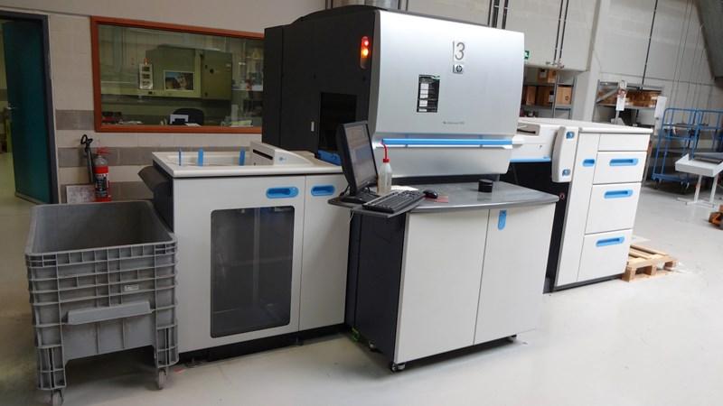 HP (Hewlett Packard) (Hewlett Packard) Indigo 5000