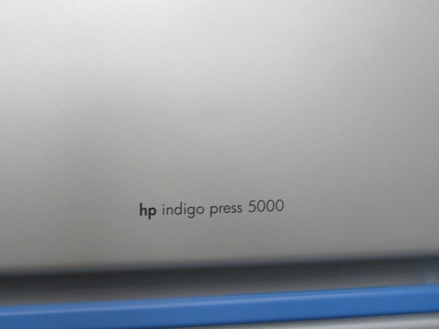 HP (Hewlett Packard) Indigo 5000